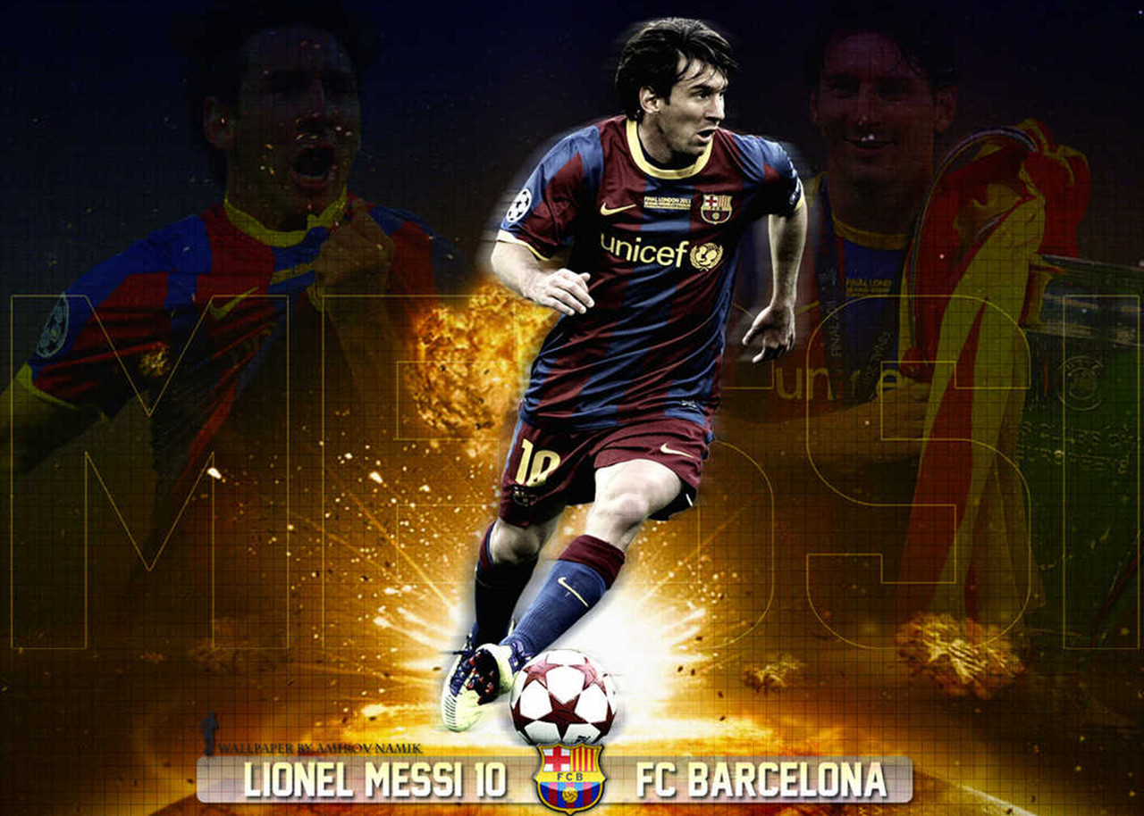 anh messi nhac che