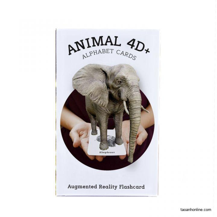 ảnh card animal 4d